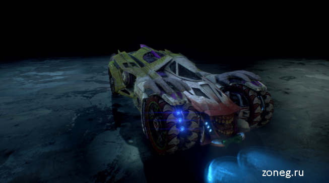 Скин Batmobile Joker Batman: Arkham Knight