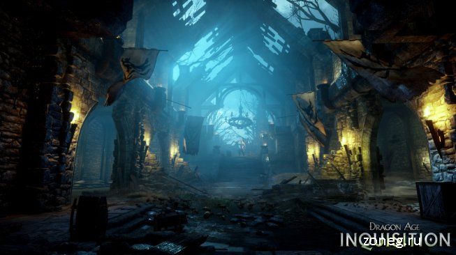 Dragon Age 3 Inquisition таблетка