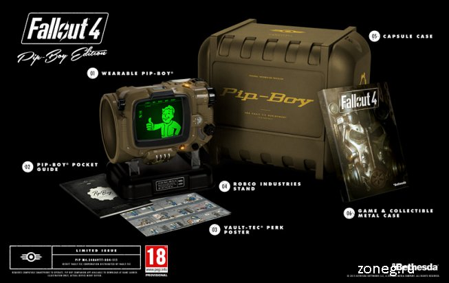 Fallout 4 Pipboy Edition ������