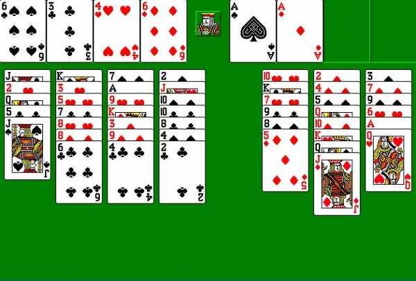 Играем в карты солитер колумбус казино онлайн